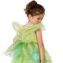 Hermoso Disfraz De Campanita Talla 12m-18m De Disneystore