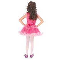 Vestido De Princesa Rosa Disfraz Niña Leg Avenue Au1
