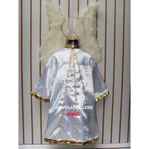 Disfraz Angel Vestido Angelito Disfraces Angel Alas Aureola