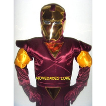 Disfraz Iron Man Avengers Disfraces Los Vengadores Hulk Thor