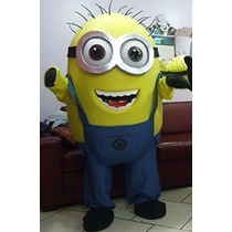 Botarga Minion Villano Favorito Disfraz Adulto
