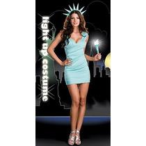 Disfraz Dreamgirls Miss Liberty Para Halloween Vbf