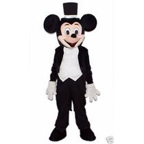 Botarga Adulto Mickey Mouse Disfraz Traje Fiesta