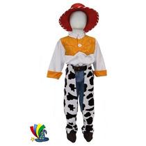 Disfraz Jessie Vaquerita Toy Story Modelo Disney