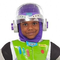 Casco Con Luz De Buzz Light Year Original Disney