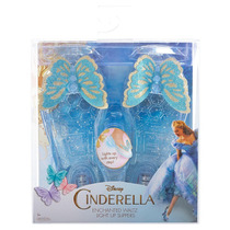 Disney 2015 Cenicienta Zapatos Zapatillas Ella + Talla 9/10