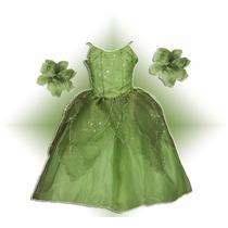 Vestido De Princesa Campanita