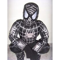 Disfraz Hombre Araña Negro Batman Wolverine Tortugas Ninja