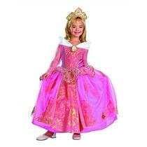 Vestido Princesa Storybook Aurora Prestige