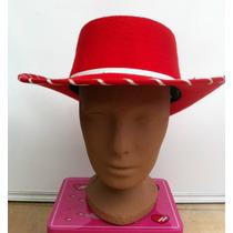 Sombrero Disfraz Tipo Jessie Vaquerita Toy Story Jessy