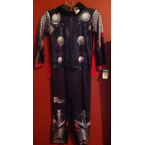 Thor Traje Disfraz Halloween Talla 6 Avengers Super Heroes.