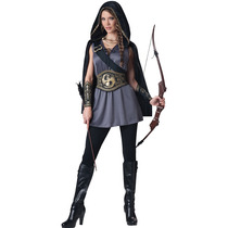 Disfraz Hunger Games, Juegos Del Hambre, Cazadora Para Damas