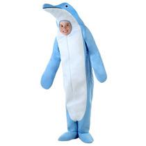 Disfraz, Botarga De Delfin Para Niños, Envio Gratis