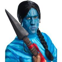 Oferta Unica! Peluca De Jake Sully De Avatar Para Adultos