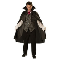Disfraz De Vampiro Para Adultos, Miedo, Envio Gratis