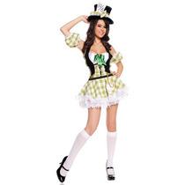 Disfraz De Sombrerero De Alicia Pais Maravillas Para Damas