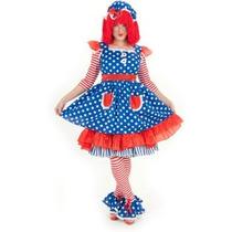 Disfraz De Muñeca Rag Doll Para Damas, Envio Gratis