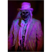 Disfraz De Lujo De Muerte, Fantasma Para Adultos