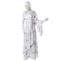 Disfraz De Estatua Romana, Griega, Para Damas, Envio Gratis