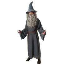 Disfraz De Gandalf, Señor De Los Anillos Para Adultos