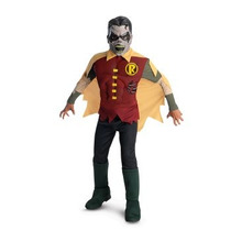 Disfraz De Robin Zombie Para Niños, Envio Gratis