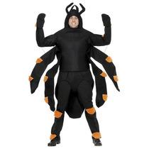 Disfraz De Hombre Araña Para Adultos, Envio Gratis