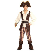 Disfraz De Pirata Para Niños, Envio Gratis