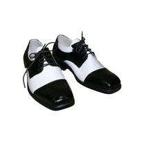Zapatos De Gangster, Retro Para Adultos, Envio Gratis