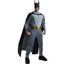 Disfraz Batman Arkham Para Adultos, Envio Gratis
