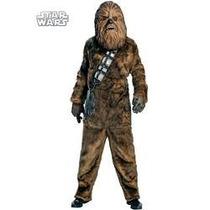Disfraz De Chewbacca De Star Wars Para Adultos, Envio Gratis