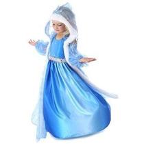 Disfraz De Elsa, Frozen Para Niñas, Envio Gratis