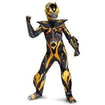 Disfraz De Bumblebee De Transformers Para Niños