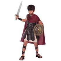 Disfraz Romano, Gladiador, 300 Para Niños, Envio Gratis