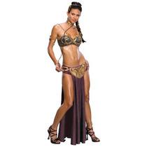 Disfraz Sexy Princesa Leia Esclava Star Wars