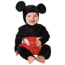 Disfraz Bebe Mickey Mouse Disney Niño Halloween Bebes