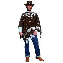 Disfraz De Vaquero, Pistolero, Cowboy Para Adultos