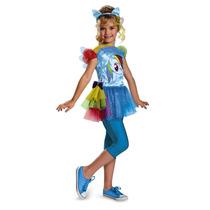 Disfraz Rainbow Dash My Little Pony Halloween Fiesta Cumple