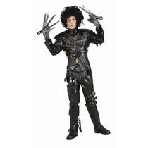 Disfraz Hombre Manos De Tijera Edward Scissorhands Adulto