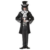 Disfraz Halloween Sombrerero Loco Alicia
