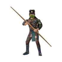 Disfraz Tortugas Ninja Niño Donatelo Donatello Halloween
