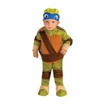 Disfraz Tortugas Ninja Leonardo Nickelodeon Fiesta