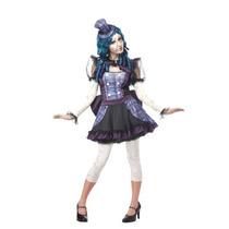 Disfraz Mujer Muñeca Rota Halloween Broken Doll