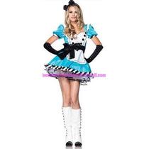 Disfraz Alicia En El Pais De Las Maravillas Leg Avenue