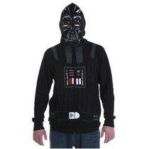 Chamarra Darth Vader De Star Wars Para Adultos, Envio Gratis