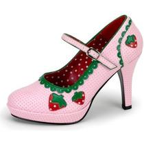 Zapatos De Rosita Fresita Para Damas, Envio Gratis