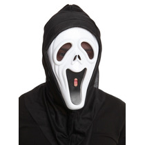 Hot Topic Mascara Scream Ghost Face Mask