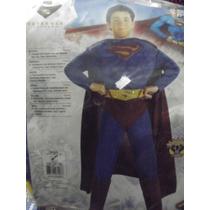 Dr.veneno Disfraz De Superman 5 A 7 Años