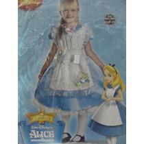 Dr.veneno Disfrace Walt Disney Alicia 3 A 4 Años