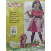 Dr.veneno Disfraz De Stramberry Shortcake