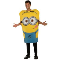 Disfraz De Minion, Mi Villano Favorito Para Adultos